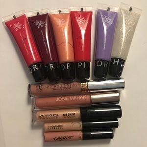 Sephora Lip Gloss Bundle
